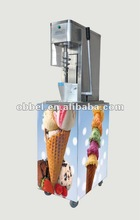 CE mobile stand stainless cone smoothies mix fruit blender