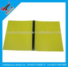 Factory B5 ring binder/plastic 26 ring binder/plastic ring binder