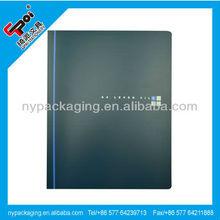 Factory lever file folder/lever arch file/lever clip file folder