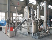 Plasma melting production line for all kinds waste recycling