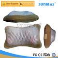 SUNMAS sm9130 kızılötesi ısıtma boyun servikal spondiloz masaj yastığı