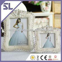 Romantic Princess Bride Wedding Gift Picture Frame wedding favor picture frames