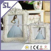 Romantic Princess Bride Wedding Gift Picture Frame wedding souvenirs picture frames