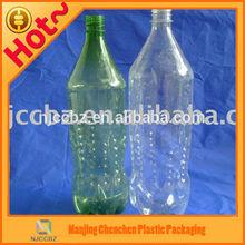 1.5l pet plastic bottle for mineral water and beverage bottle