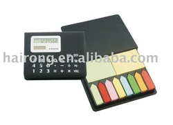 Promotion Pocket Notebook Calculator