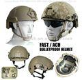 sanda ws fz rápido antibullet casco de kevlar antibalas iiia casco