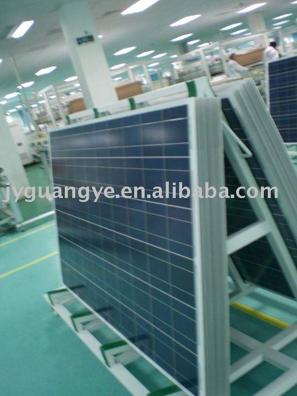 solar panel A grade,high efficiency with TUV CEC MCS certificates