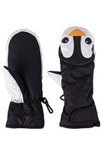 Чайлдс / дети на OEM пингвин лыжный варежки перчатки