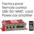 Profi mini auto verstärker yw-582 4 chanel 12 volt high-power