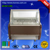 High quality ice cream kiosk/ ice cream fridge/ frozen yogurt kiosk with CE approved
