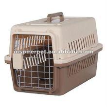 Plastic Pet Air Box Dog Transport Cage