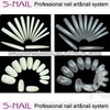 Fashionable design artificial french nail tips,wholesale false nails