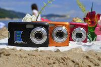 Cheap Camera 2.7 inch 12MP 8x digital zoom DC-k711C