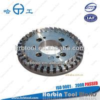 Spiral bevel gear , HSS ASP, 3.75-18inches