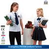 Hot sell factory price school clothes,all grades students school uniform