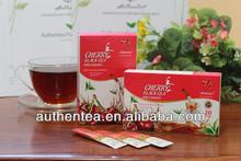 20 Sachets Healthy Instant Cherry Black Tea Powder