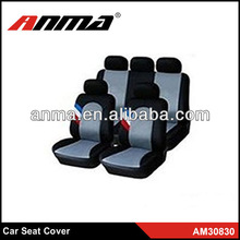 Universal PVC leather car seat cover zebra car seat covers