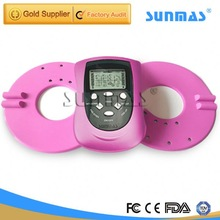 Sunmas SM9099 Ems breast Beauty breast enlargement vibrating massager bra