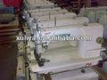 Siruba 818F segunda mão usado único ponto preso agulha Siruba máquina de costura preço