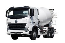CNHTC/sinotruk howo 6x4 concrete mixer truck 290 hp euro 2