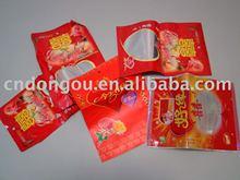 plastic packaging bag for pen