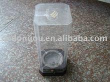 plastic wine box