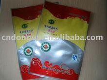 High quality custom plastic food tea packaging bag