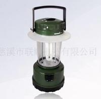 Convenient solar camping lantern