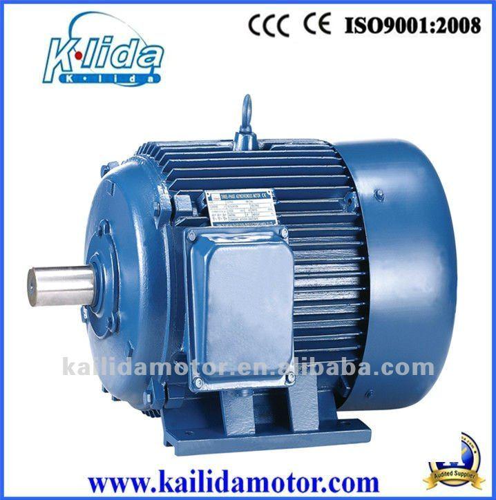 Water Pump Electric Motor Y Series Three Phase Ac View