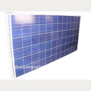 best price 190W polycrystalline solar panel with 48v