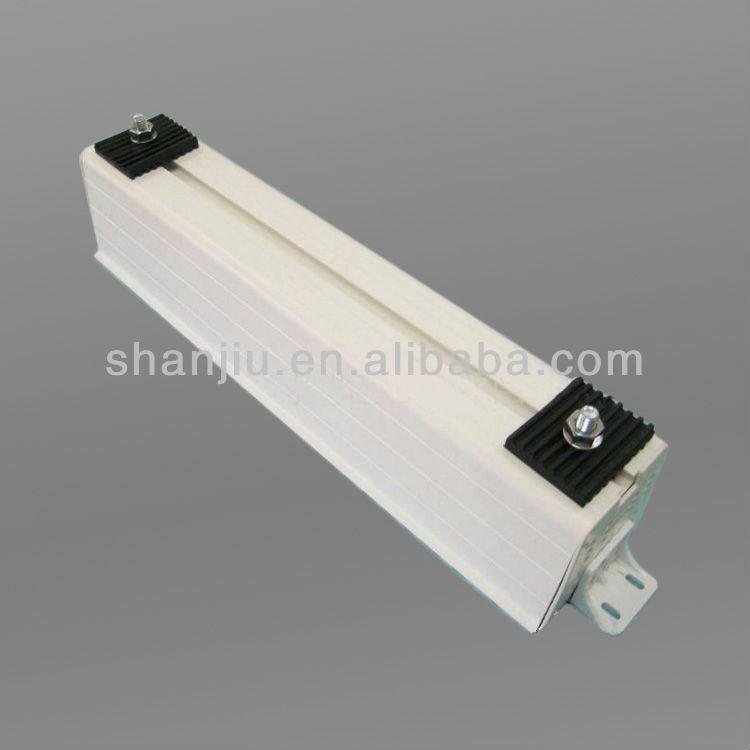 Pvc piso de ar suporte apoiador para ar- condicionado de partes da instalação
