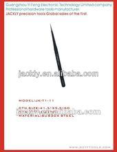 JK-T1-11,high quality tweezers,CE Certification.