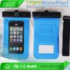 IPX67 Custom PVC waterproof phone bag,mobile phone PVC waterproof bag