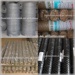 Hexagonal chicken wire mesh/ hexagonal wire netting/ Hexagonal wire mesh