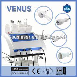 fat & weight loss body massage vibrator machine (S50B) CE/ISO 5 in 1 cavitation rf slimming machine