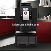 European design LCD Touch Screen Fully Automatic Espresso Coffee Vending Machine