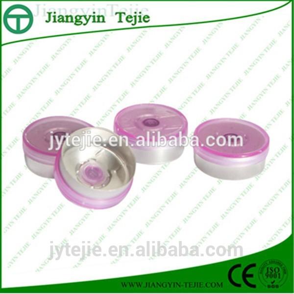 20mm a strappo tappo per flaconcino di vetro farmaceutiche