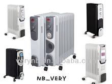 Hot sale Oil heater/Oil filled radiator/Oil filled radiator heater