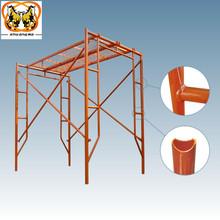 Factory Supplying Construction Material Mobile Walk thru Steel h Frame Scaffolding