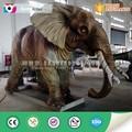 Realista animal modelo de robot elefante