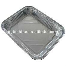 Household Aluminium Foil Container (Rectangle)