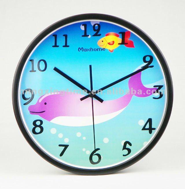 Relojes animados con movimiento imagui - Maquinaria para relojes de pared ...