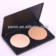 2 colors pressed powder Magic Makeup Foundation,