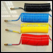 China Manufacture Plastic pu coil air tube