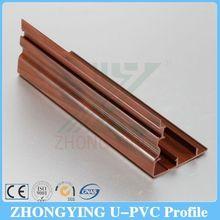 Three sizes pvc cover plastic sheet for window sash