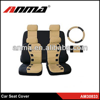 car accessories for girls Universal car seat cover pvc auto seat cover