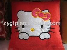 Fashion animal square cushion