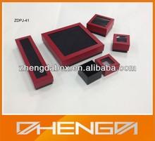 High Quality Custom make Paper Jewelry Box Wholesale