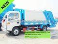 4000l dongfeng compression des ordures chariot 4t 0086-13635733504 véhicule de collecte des déchets