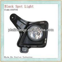 New toyota body parts hiace black fog light fog lamp for Hiace 2011 KDH 200 fog lamp